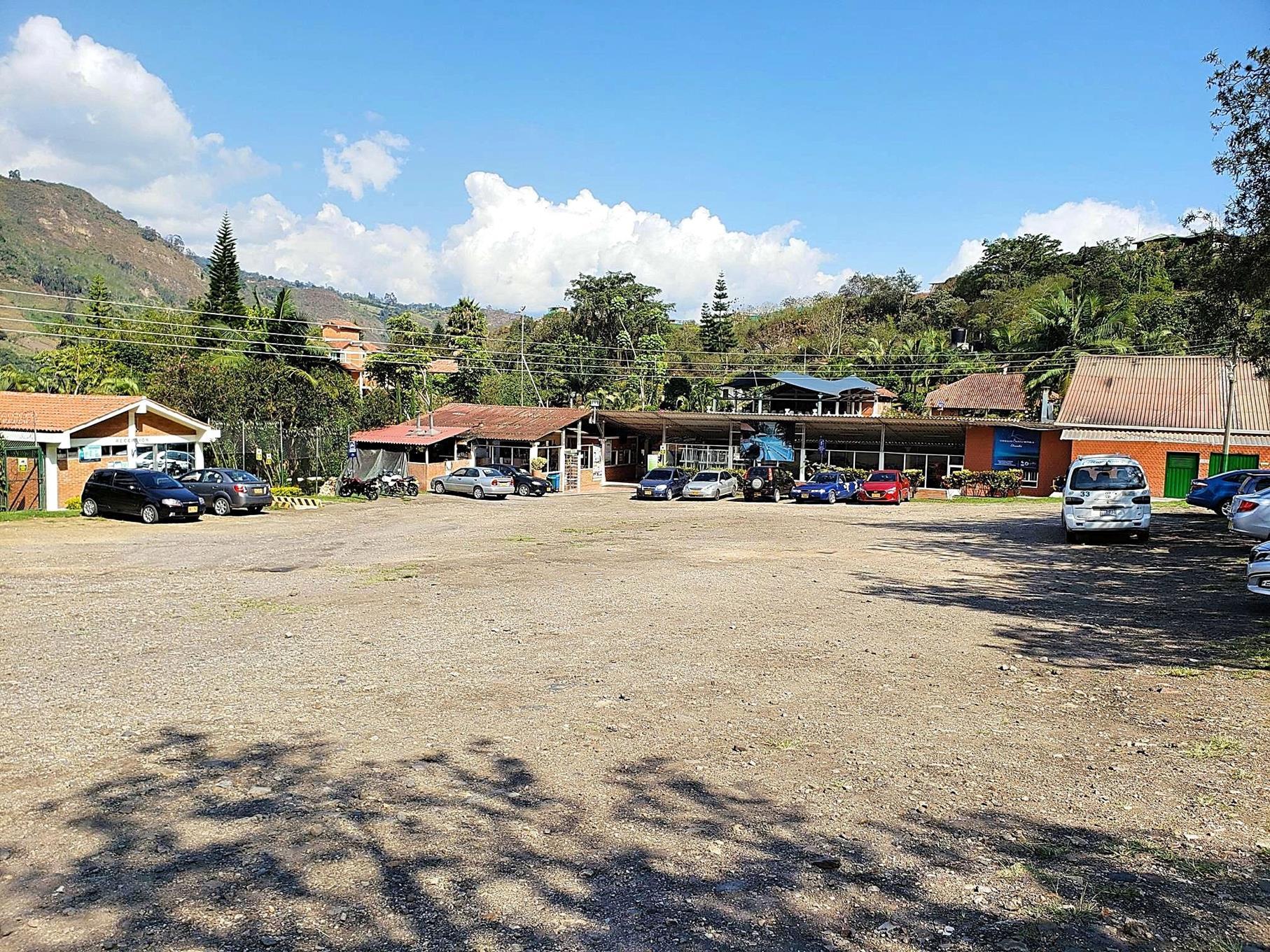 Termales Santa Mónica Choachí dagtrip Bogotá Colombia