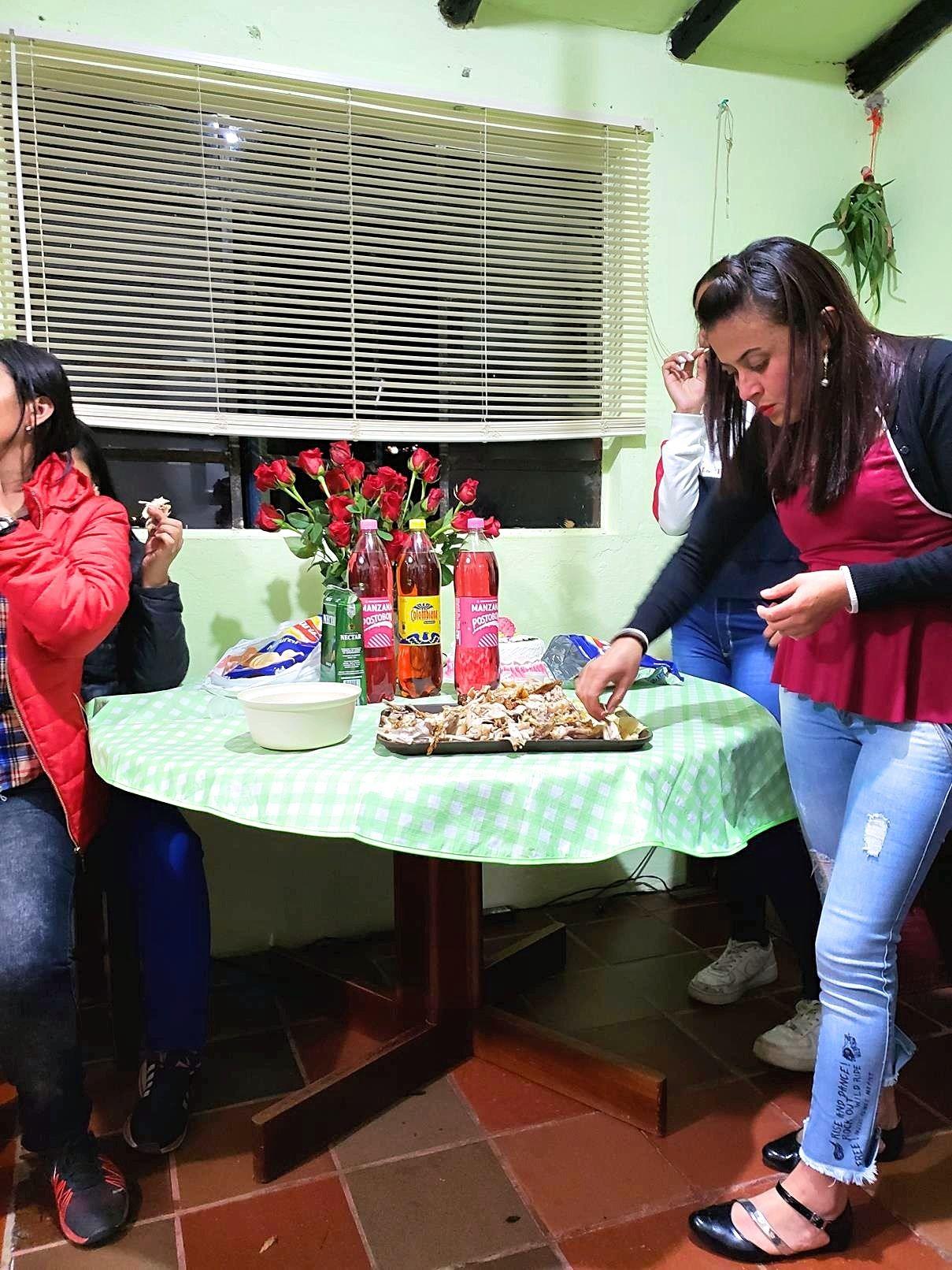 Verjaardag in Colombia