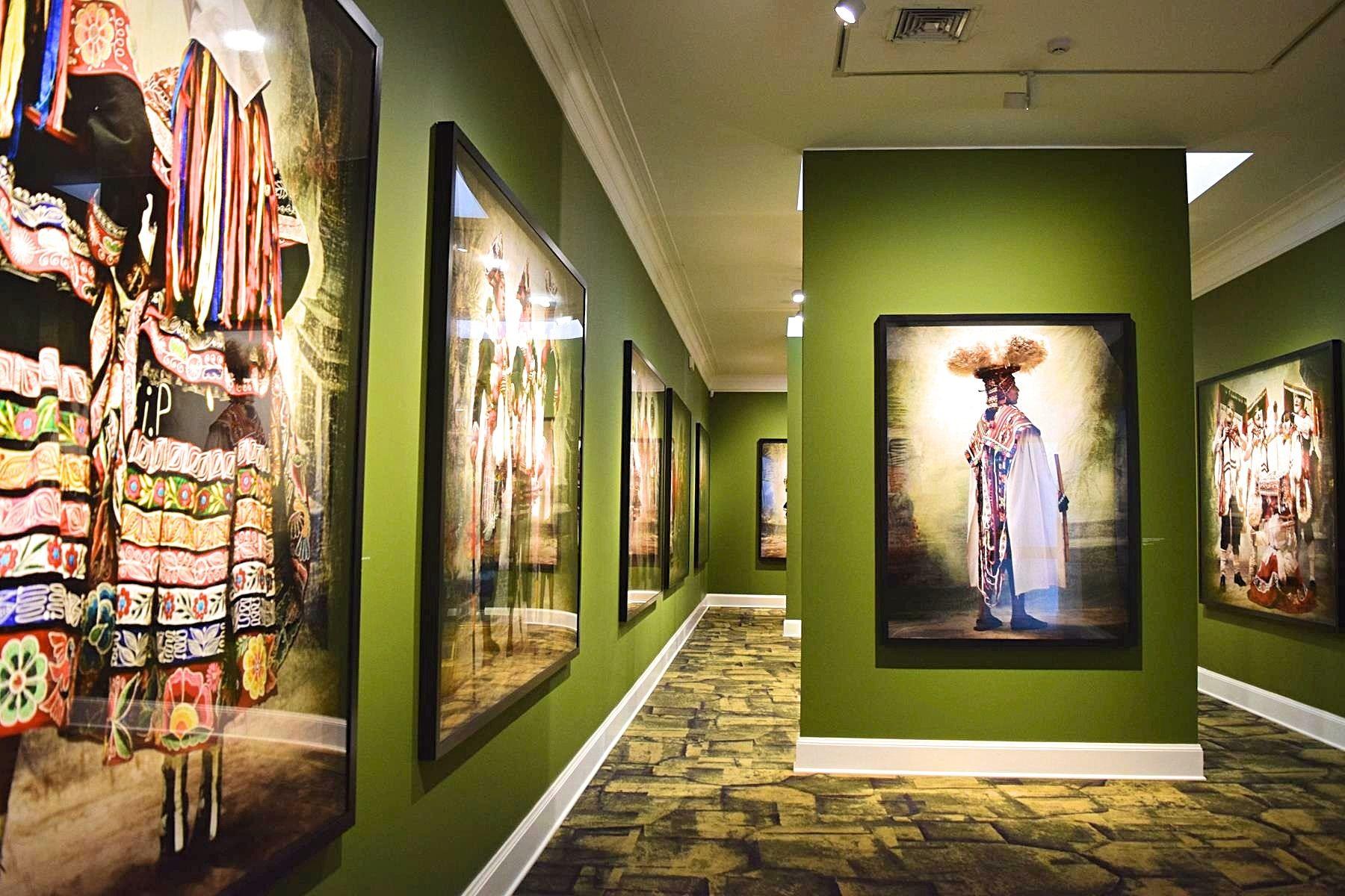 Lima in 1 dag - museum Mario Testino