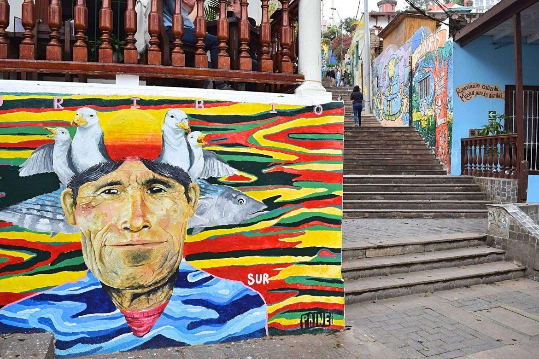 Rondreis Peru Lima