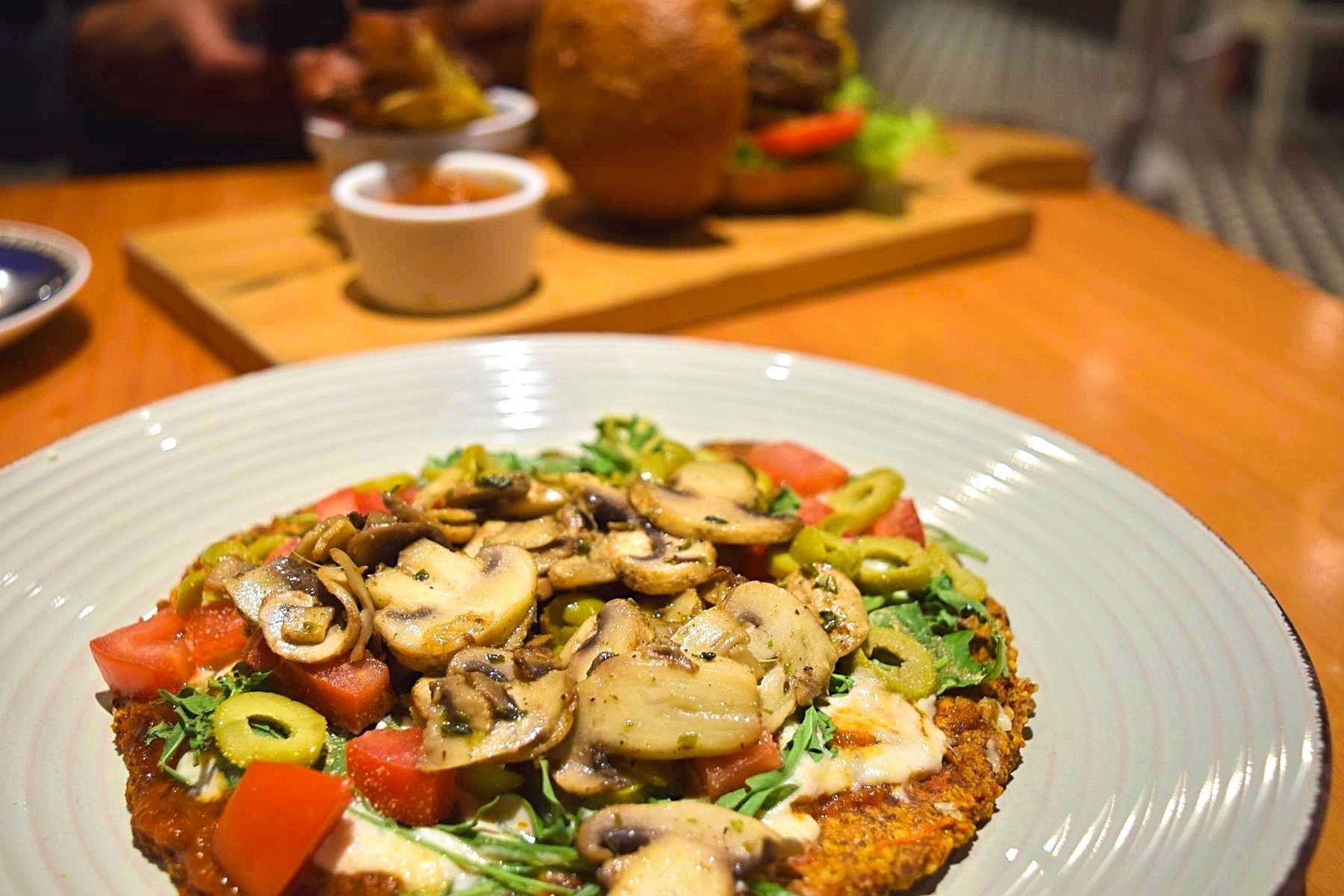 Vegetarisch eten Lima Peru