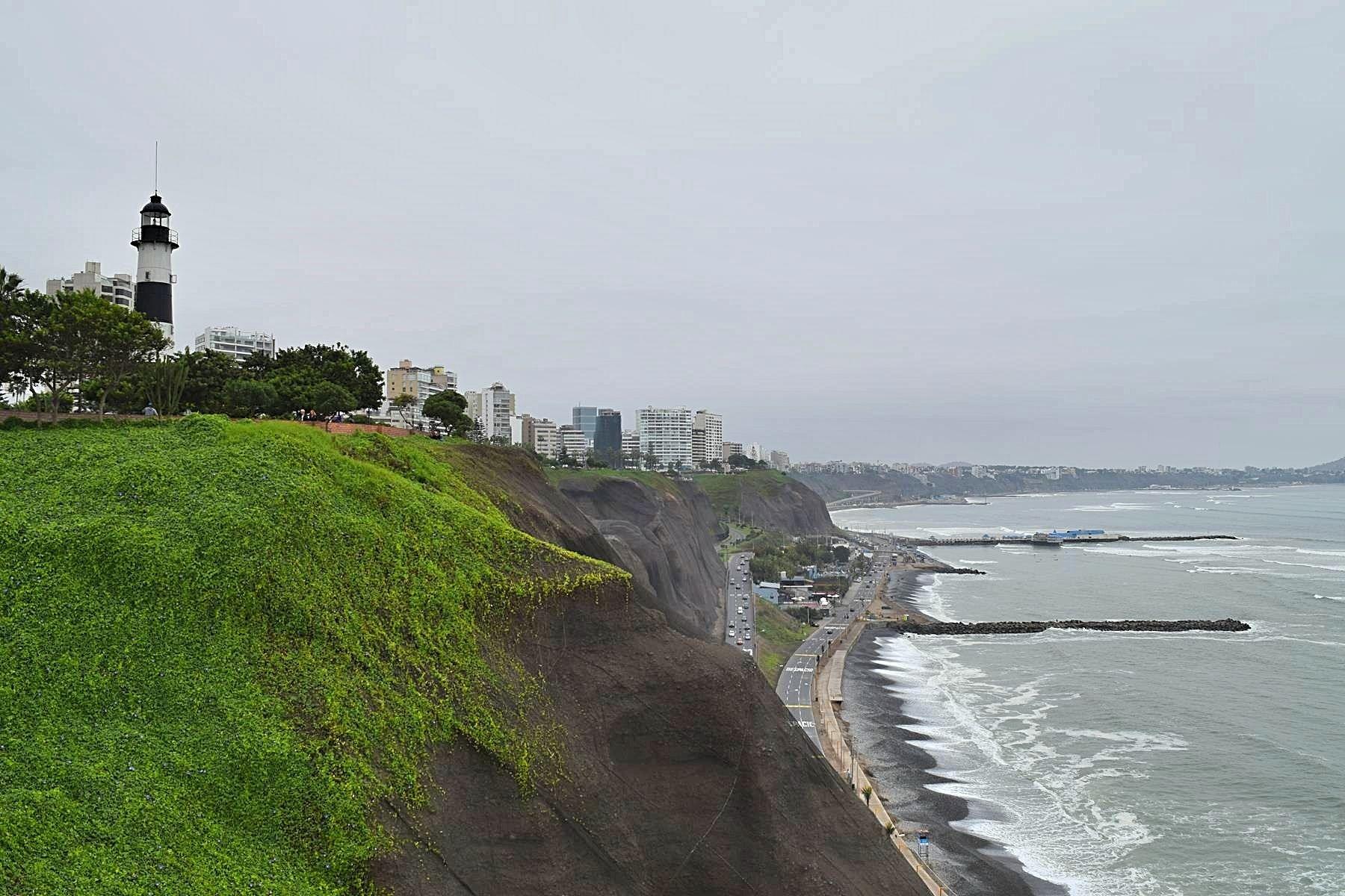 Wandeling Lima Peru