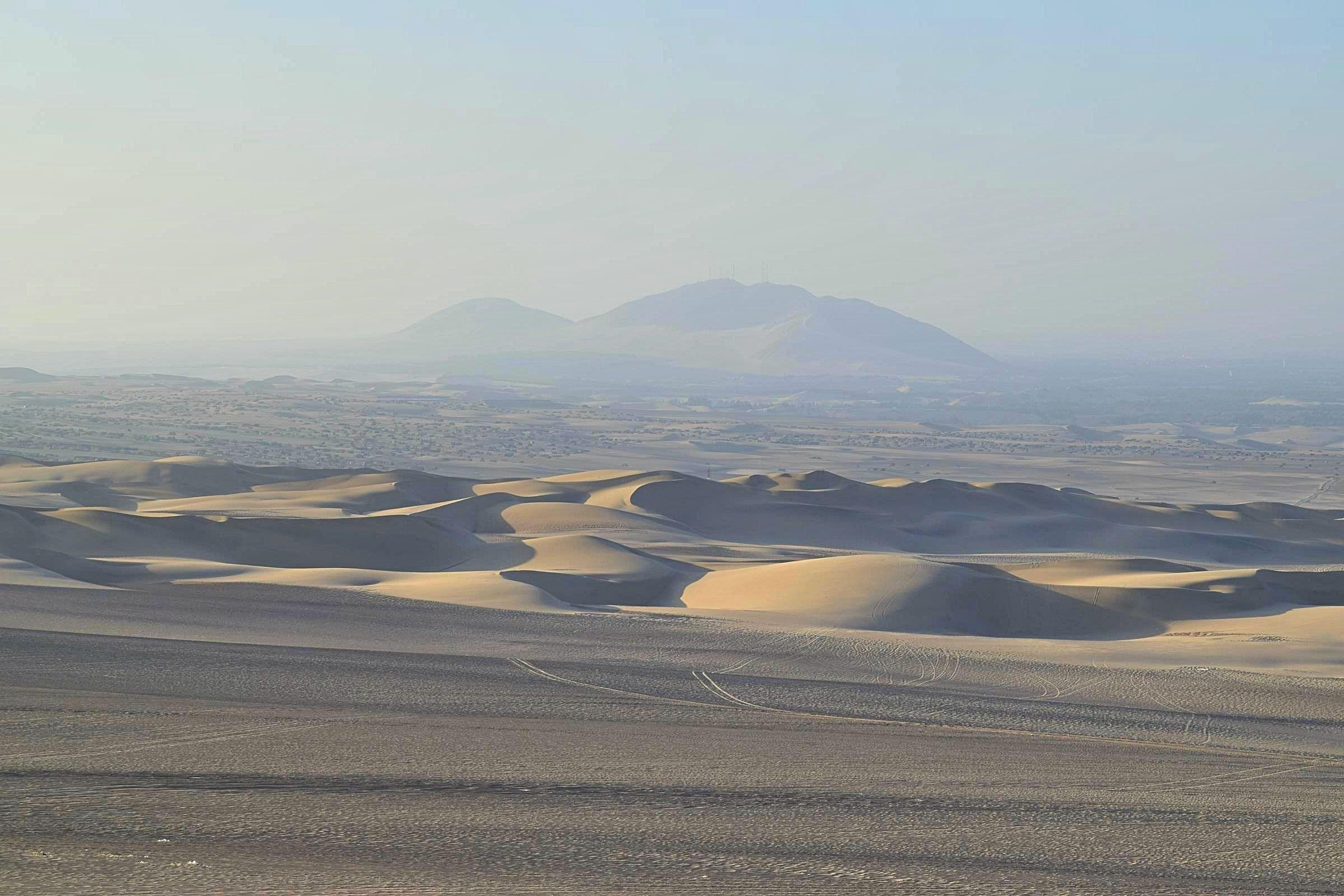 Peru woestijn