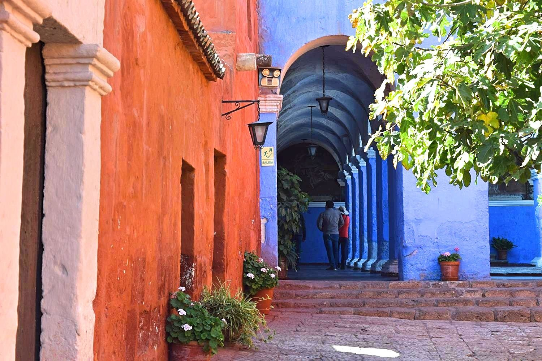 Klooster Arequipa Peru