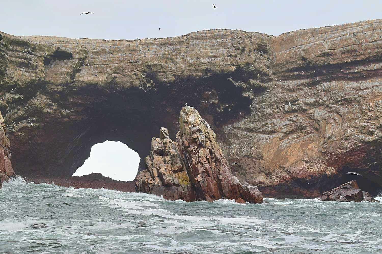 Reizen Peru Islas Ballestas