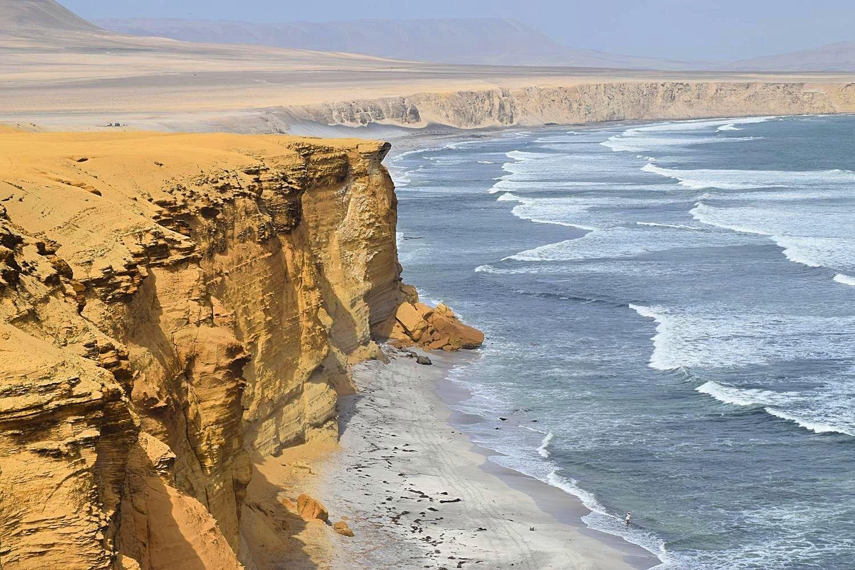 Tour woestijn Paracas Peru