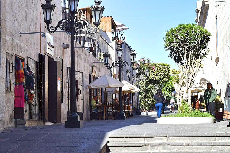 Wat te doen in Arequipa Peru