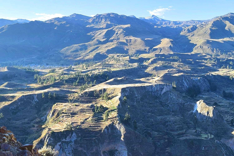 2-daagse reis Colca Canyon Peru