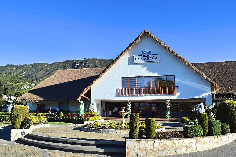 Cabaña Alpina Sopó Colombia