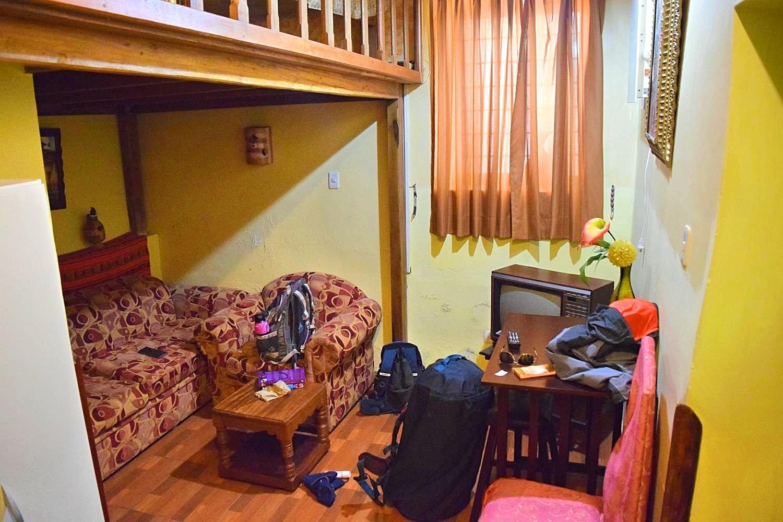 Hotel Cusco aanrader