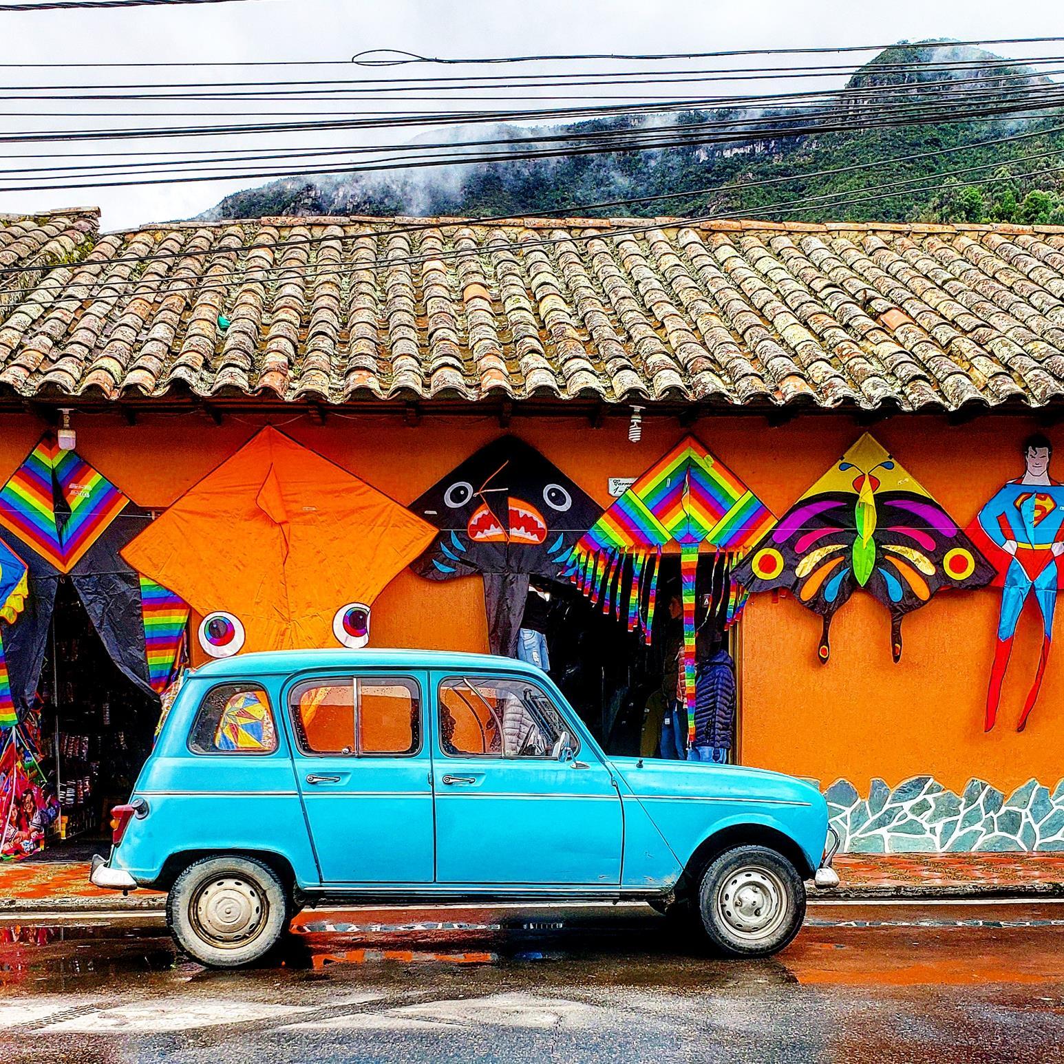Leukste dorp van Colombia 1