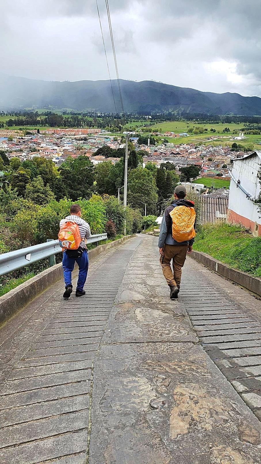 Hiken Colombia Bogotá