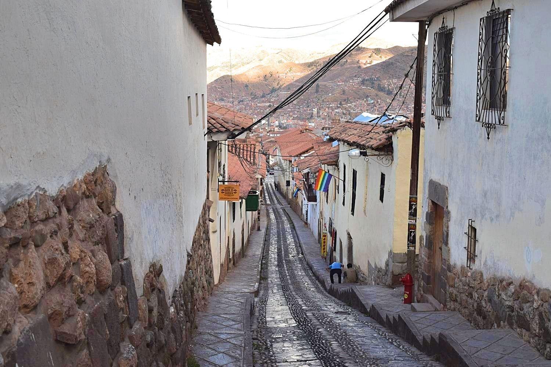 Stedentrip Cusco