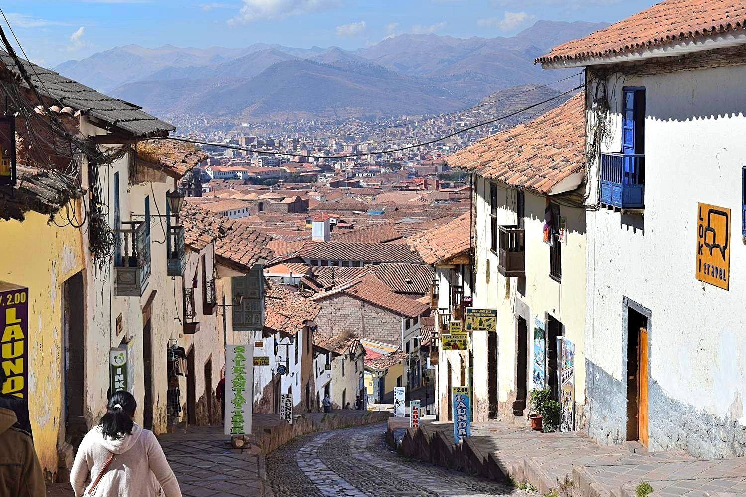 Stedentrip Cusco