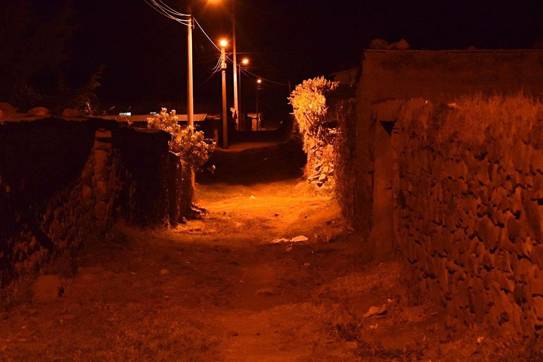 Wandelen in de Colca Vallei Peru