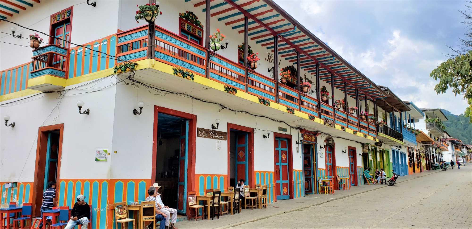 Georganiseerde reis Colombia