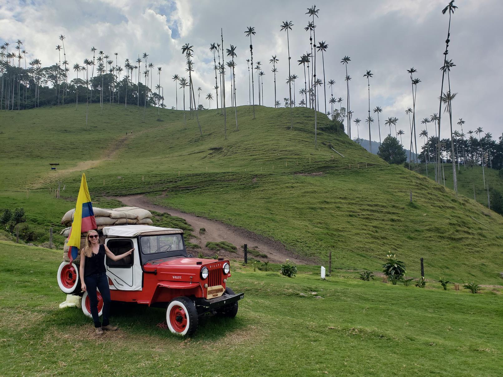 Reisorganisatie Colombia reizen