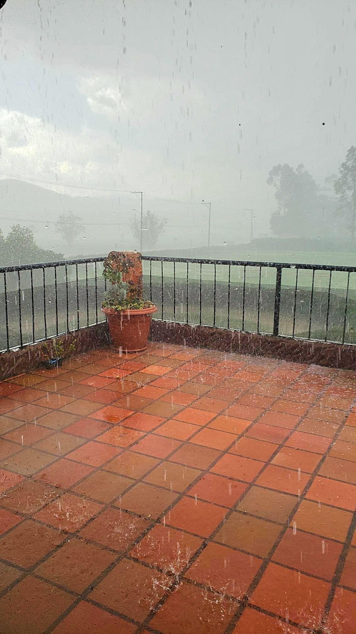Klimaat Colombia regen