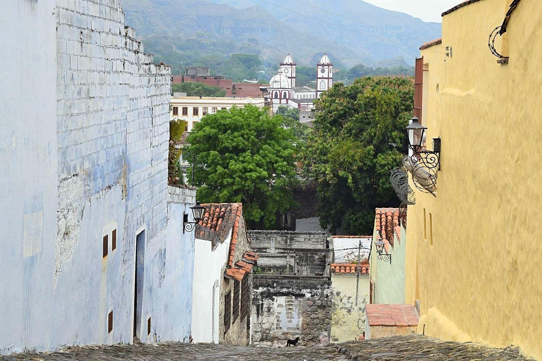 Reizen door Colombia met de auto