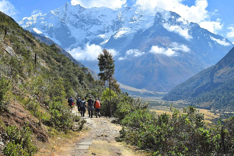 Rondreis Peru #7 | 5-daagse Salkantay Trek naar Machu Picchu ...
