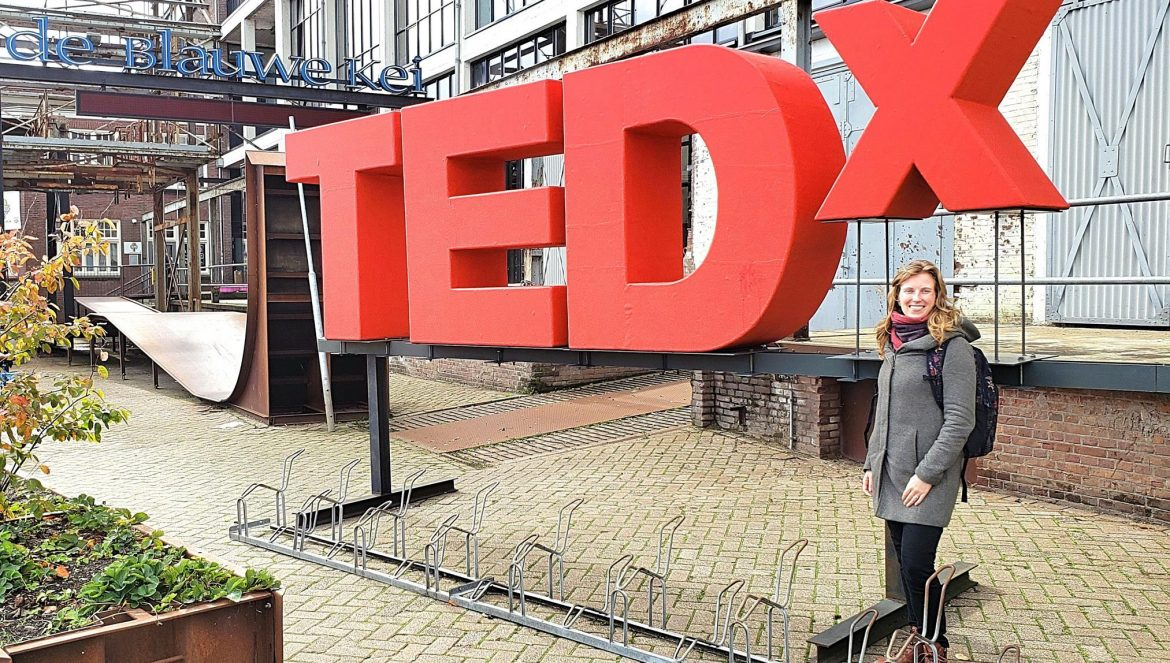 TEDx talk veghel wonen in Colombia