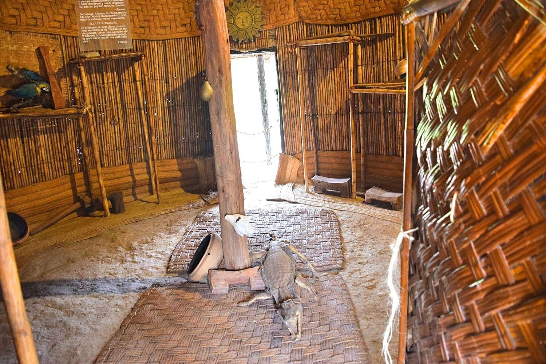 Archeologisch museum Sogamoso Colombia