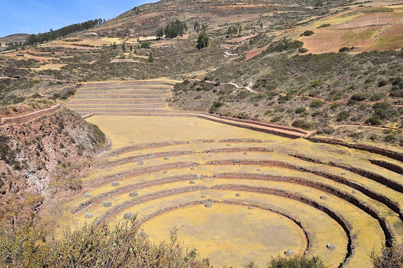 Dagtrip Moray Cusco Peru