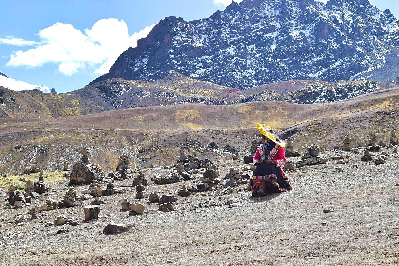 Dagtrip Rainbow Mountain Cusco Peru
