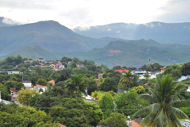 Melgar Colombia tussenstop Bogotá Tatacoa Salento