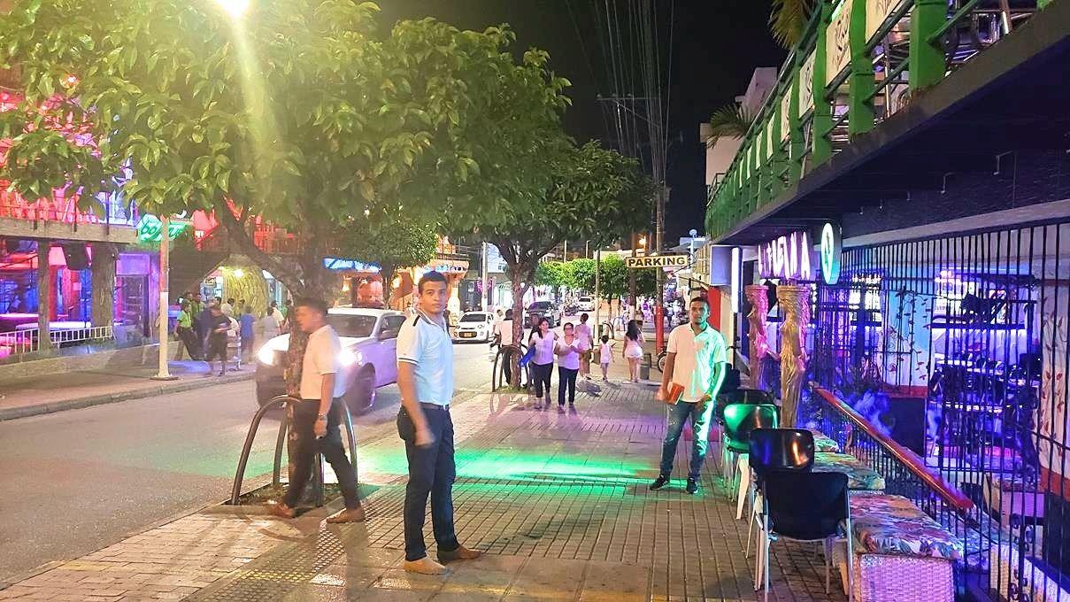 Melgar Colombia discotheken uitgaan dansen