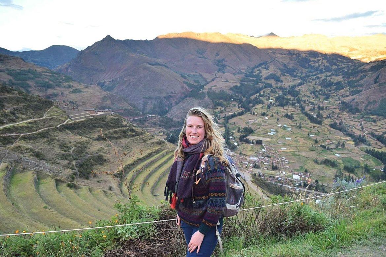 Pisac Cusco Peru 3