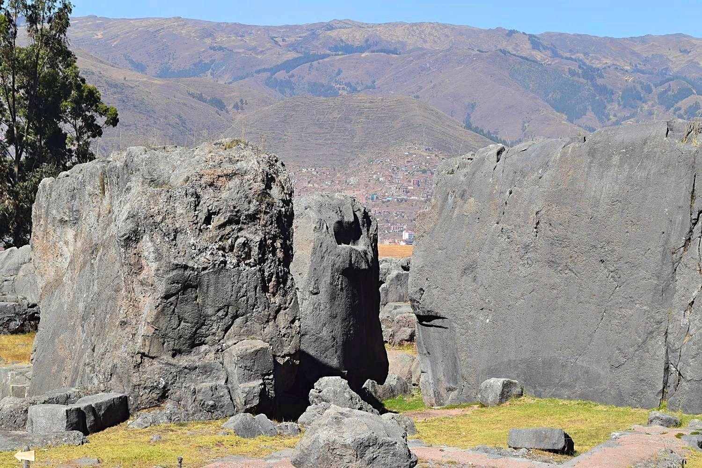 Qenqo omgeving Cusco Peru