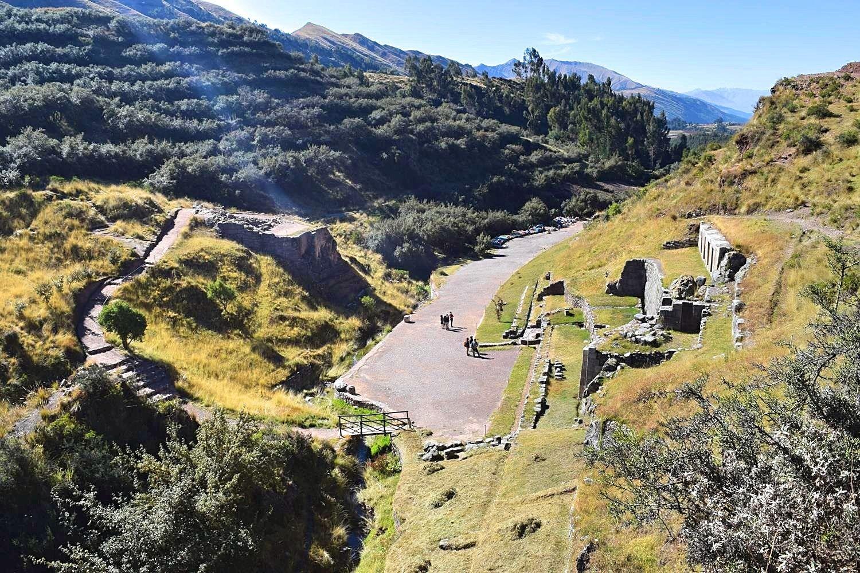 Ruïne Tambomachay Cusco Peru