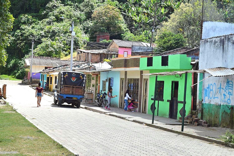 Dorpje Colombia