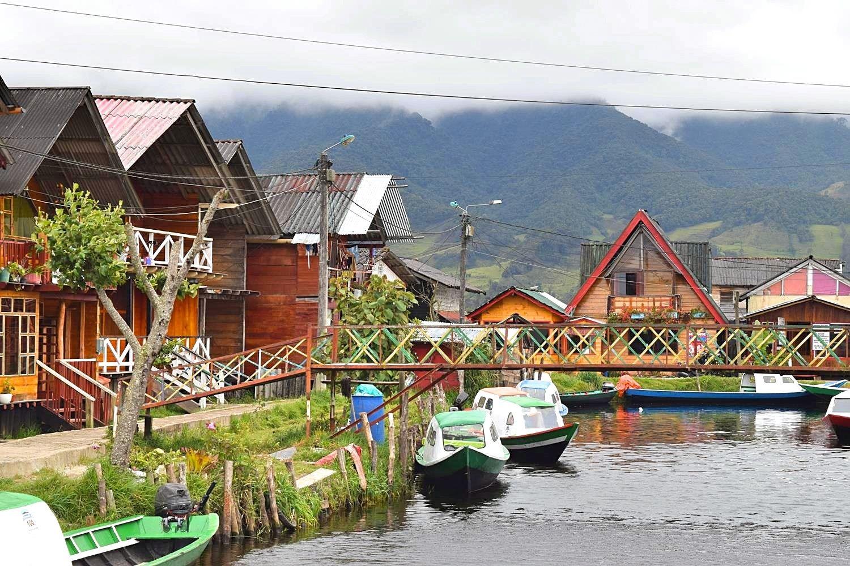 Laguna de la Cocha Pasto Colombia