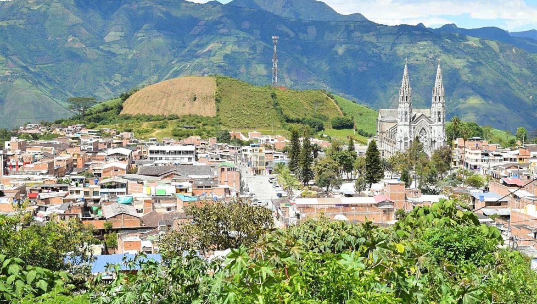Pasto rondreis Colombia
