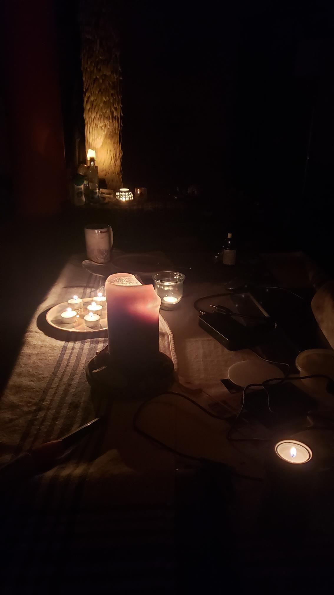 Wonen in Colombia geen elektriciteit