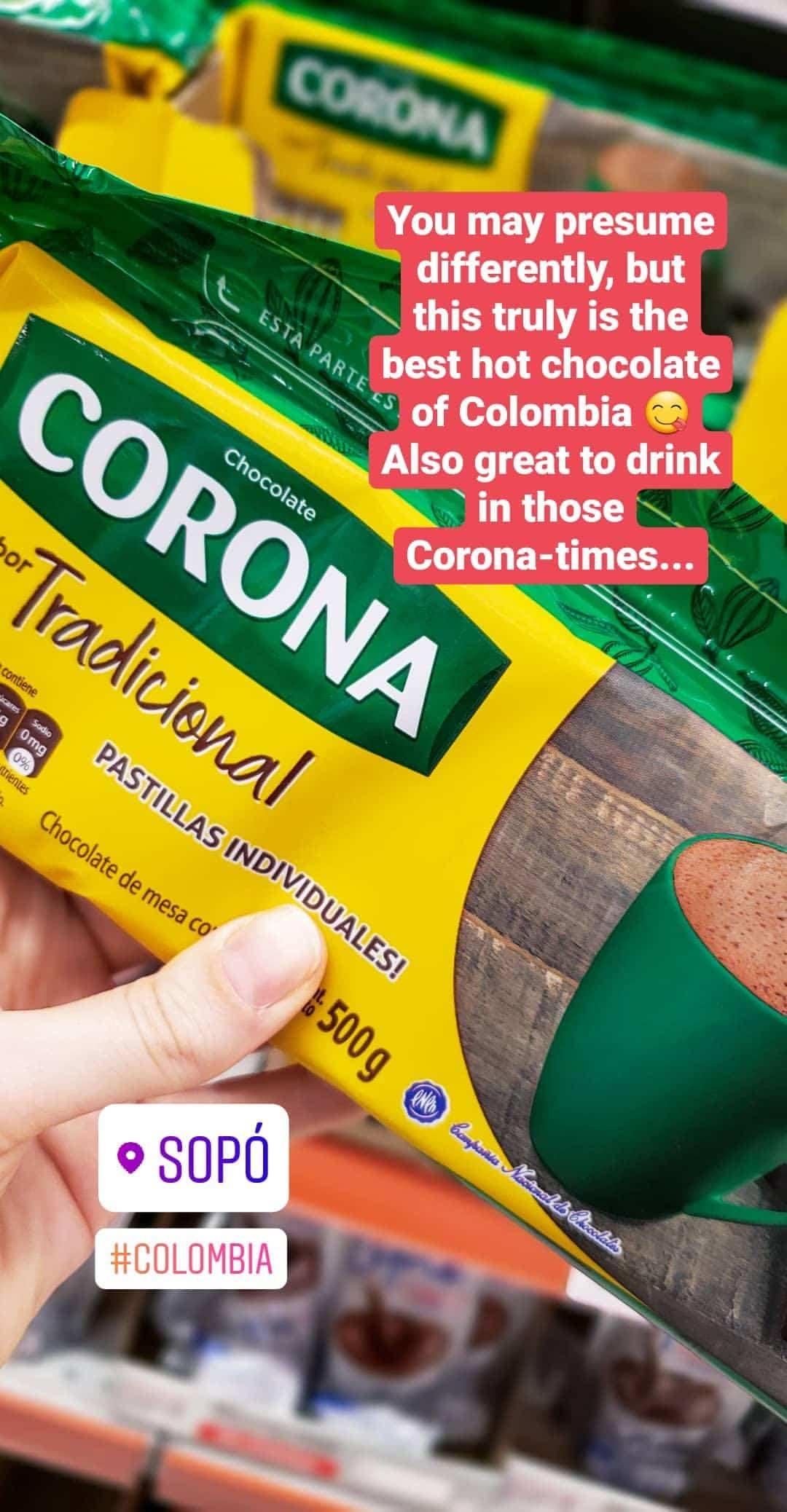 Nederlander in Colombia coronavirus