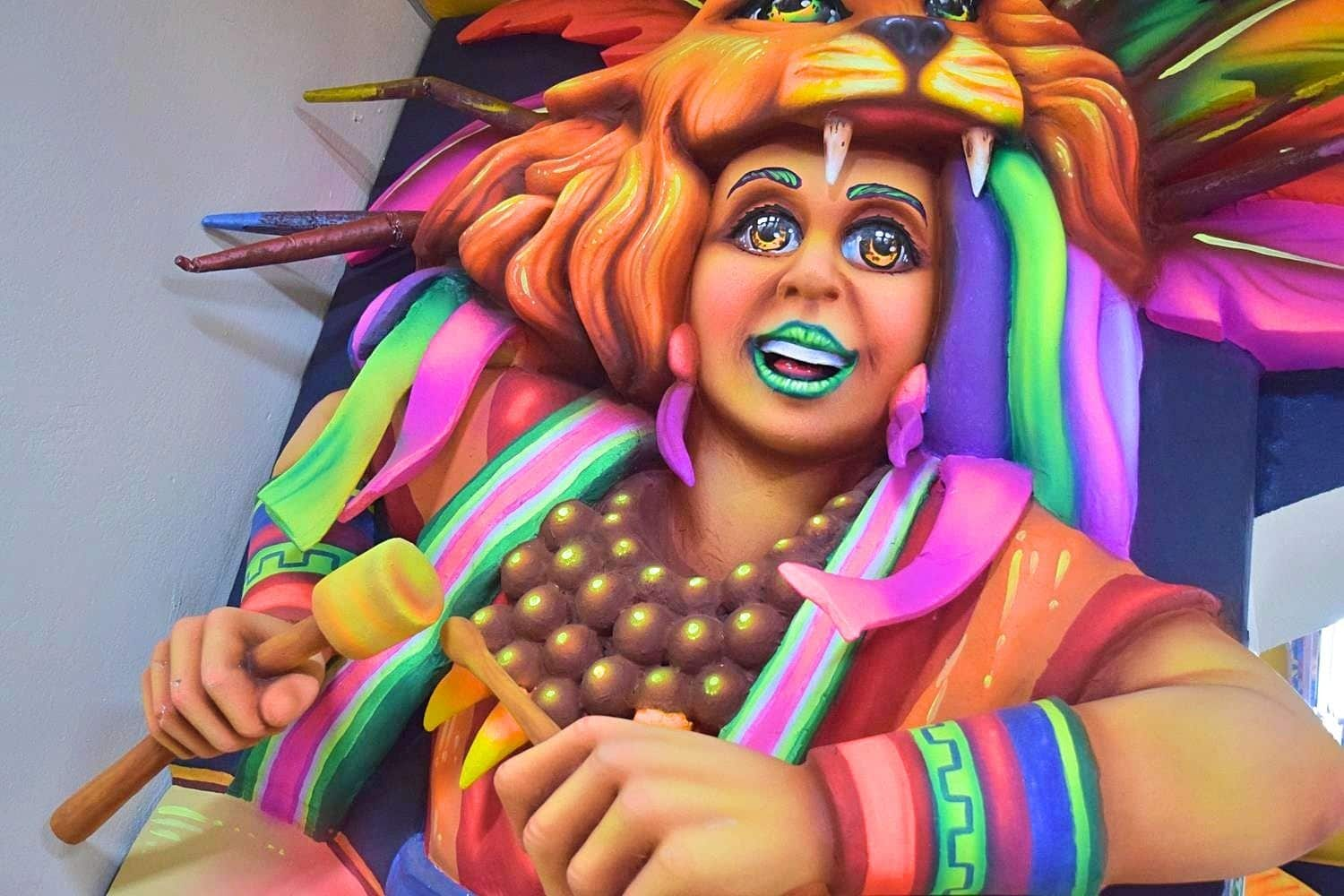 Carnaval Museo Pasto Colombia
