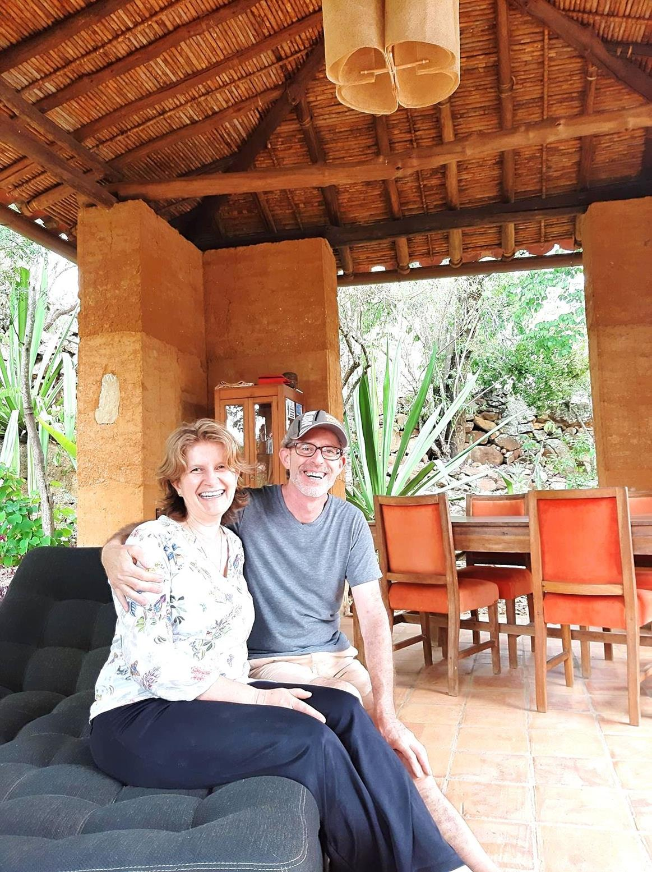 Belgisch echtpaar in Colombia
