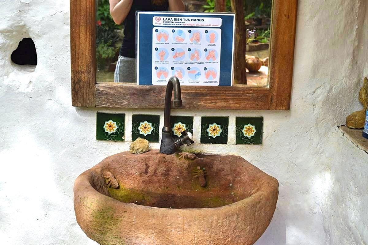 Corona maatregelen Colombia