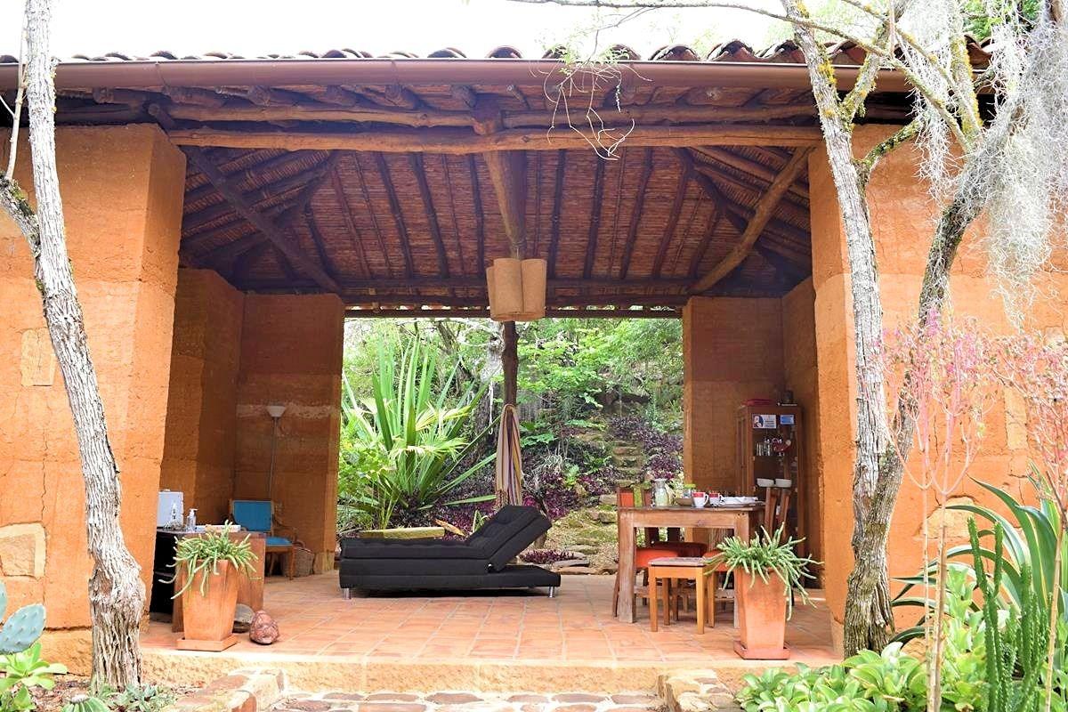 Finca San Vicente hotel in Barichara Colombia