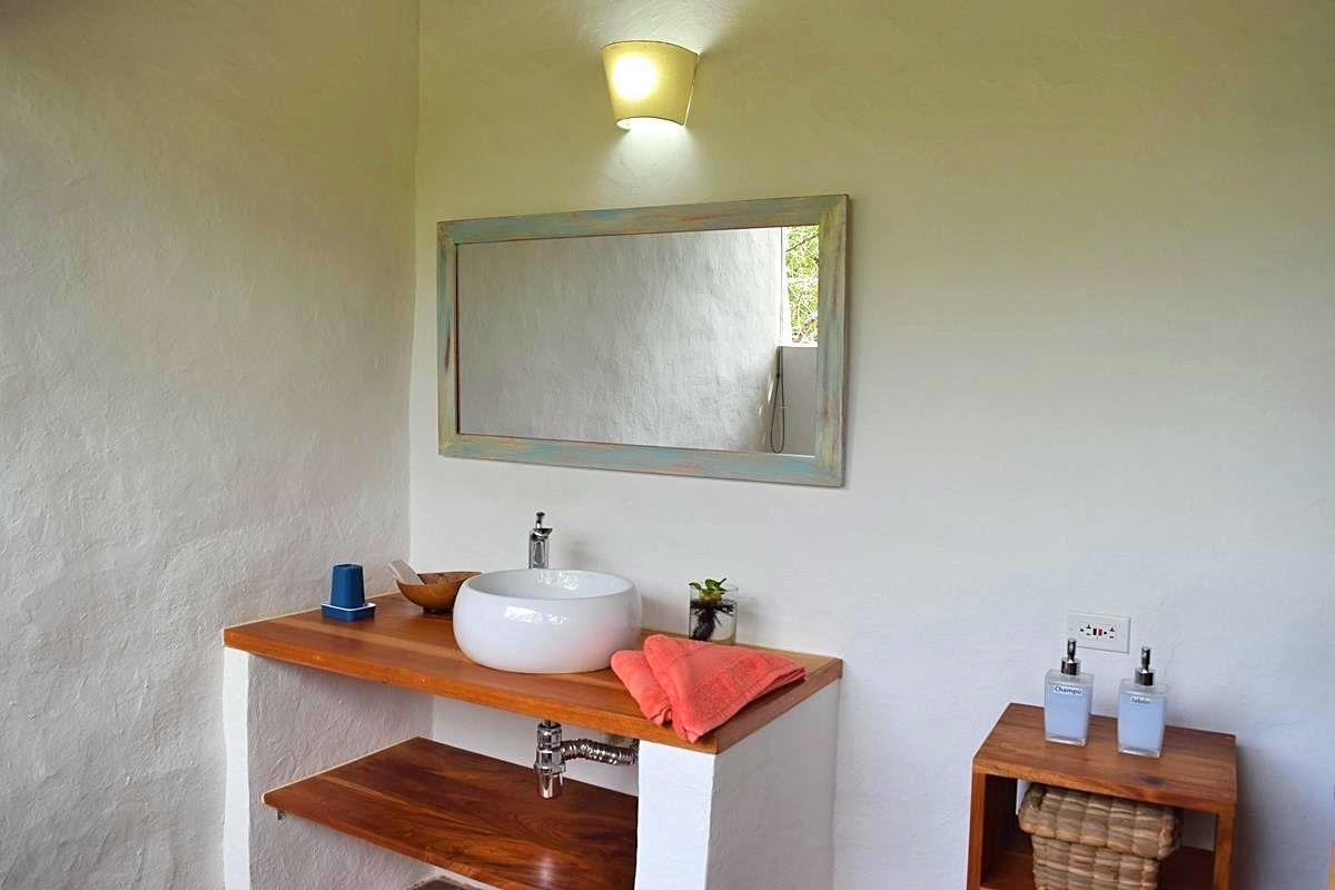 Hotel Colombia badkamer