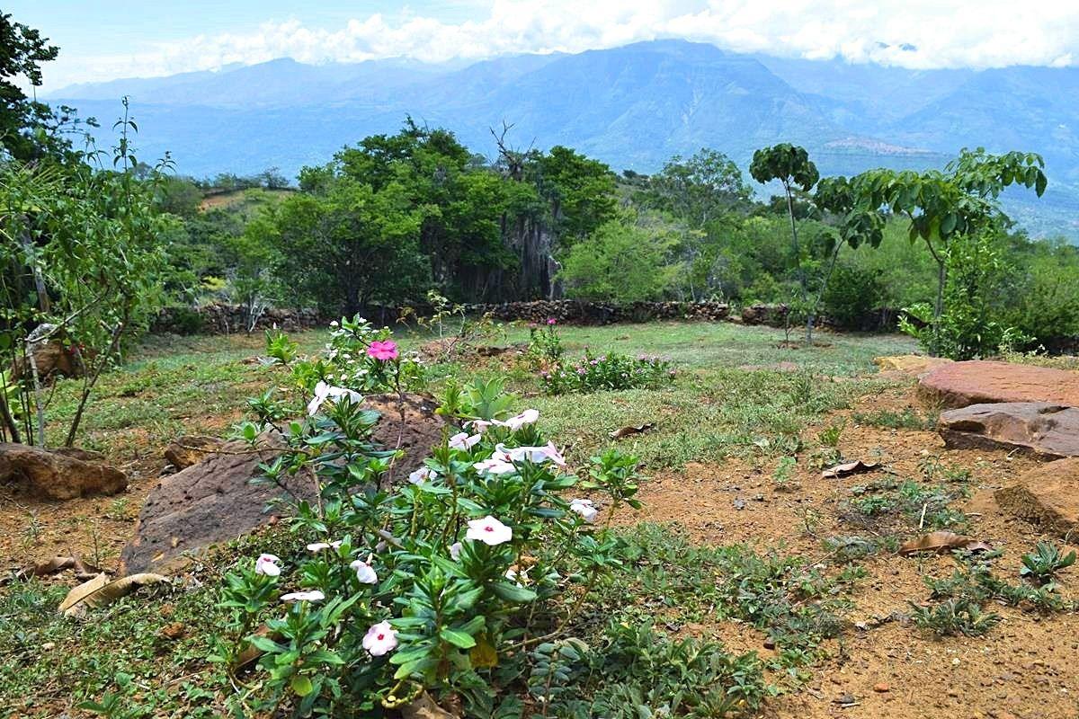 Vakantie Colombia Barichara