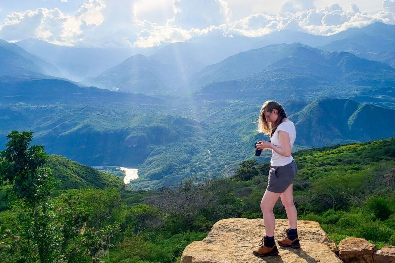 Op vakantie naar het buitenland Colombia
