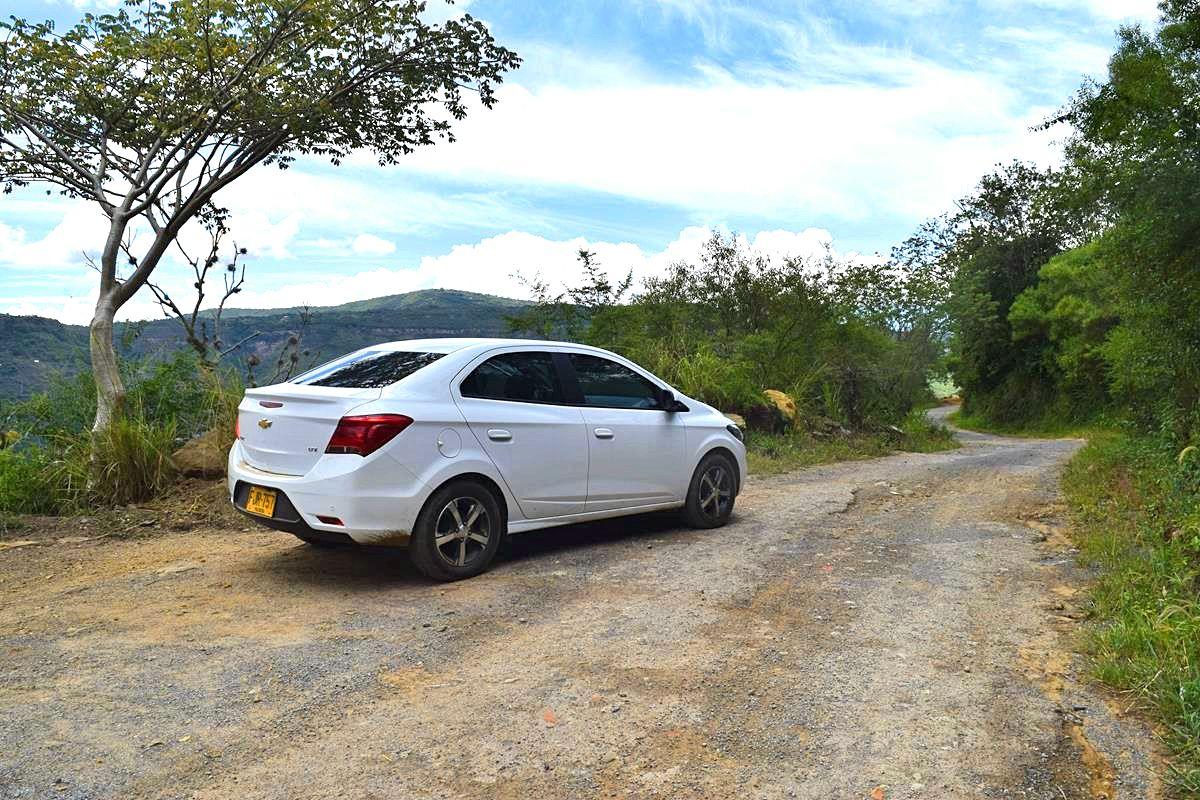 Auto huren Colombia Localiza rent a Car