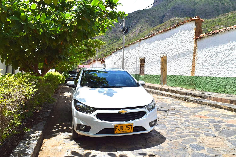 Roadtrip Colombia met eigen auto huren