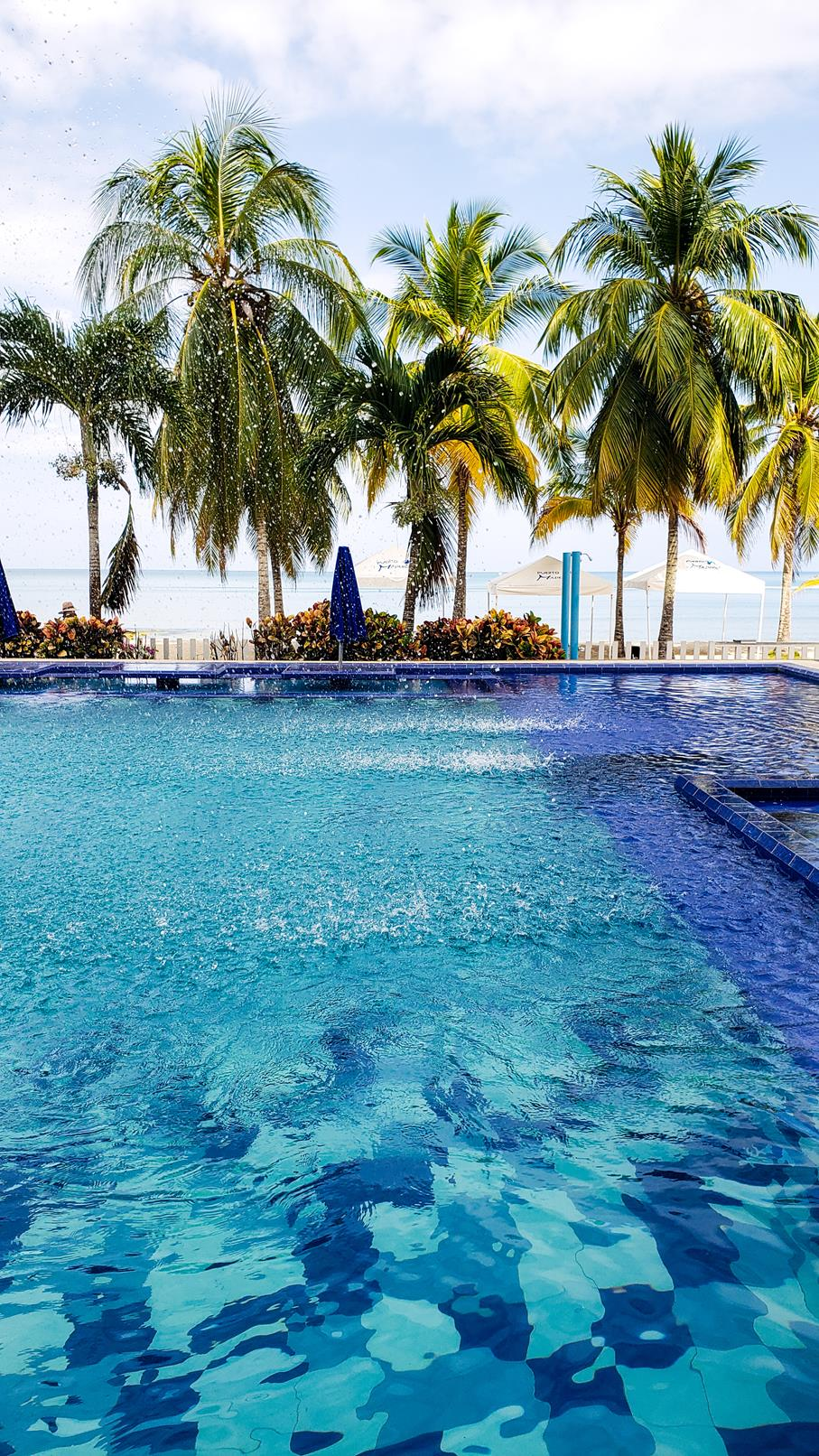 Swimming pool Colombia