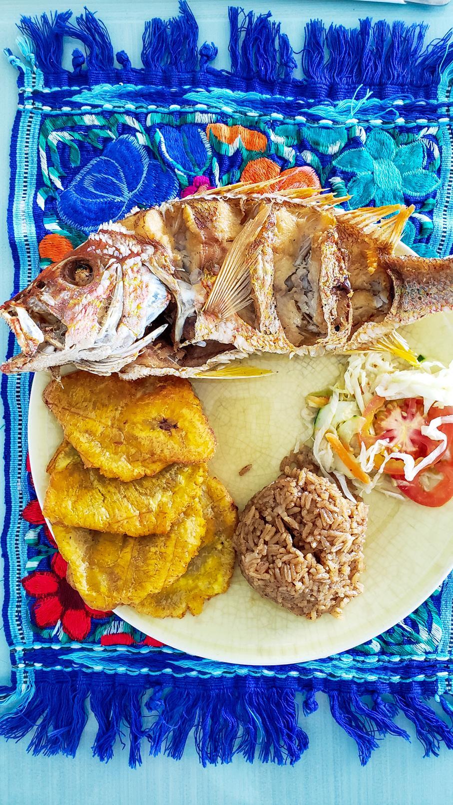 Typisch Colombiaans eten noordkust