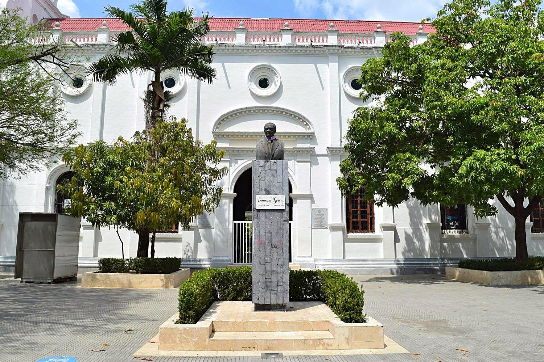 Kerk Montería rondreis Colombia